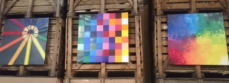 expo peinture grange Hardy